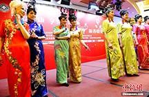 健康中国万里行-北京老年艺术爱好者《古都京韵》展风采
